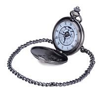 Fullmetal Alchemist Brotherhood - Ed Pocket Watch Necklace Cosplay Accessories