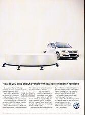 2007 VW Volkswagen Passat Original Advertisement Print Car Ad J531