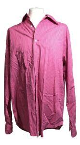 Ralph Lauren Men's Button Up Shirt Pink Color - Size XL