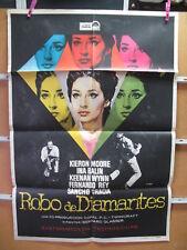 A4350 Robo de diamantes Kieron Moore,  Ina Balin,  Keenan Wynn,  Fernando Rey,