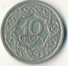 COIN / POLAND / 10 GROSZY 1923      #WT7724