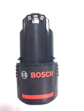 Original BOSCH 10.8 Volt 2.0 Ah Li-Ion Battery Brand New