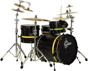 Gretsch Catalina Club Mod 4-Piece Drum Kit + Cymbals + extras