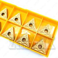 10Pcs TNMG220408-MA TNMG 432 CNC lathe turning tool Carbide Inserts FOR STEEL