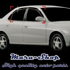 Smoke Door Window Vent Visor Deflector for 96~00 Hyundai Elantra 4DR/5DR