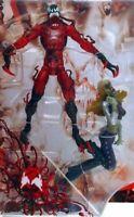 Marvel Ultimate CARNAGE & GWEN STACY FIGURE DIAMOND SELECT SPIDER MAN LEGENDS