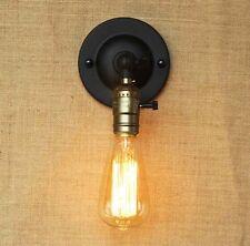 Bronze Adjustable Vintage Industrial Retro Sconce Wall Light Lamp Fitting Cafe