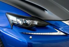 Lexus IS III gen 2013 - 2016 Eyelids Eyebrows Headlight Cover IS200t IS300 IS350