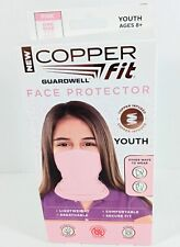 New Copper Fit Guardwell Pink Face Protector Other Ways To Wear Youth