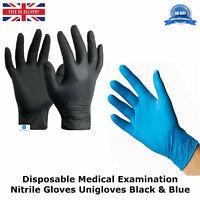 Disposable Medical Examination Gloves Nitrile Powder Free Latex Free Non-Sterile