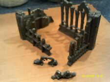 Games Workshop Warhammer Citadel 40k Terrain Loose Gothic City Ruins