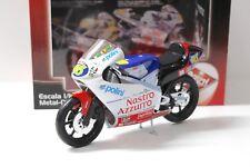 1:10 Guiloy APRILIA RS 125 c.c. V.Rossi Team Nastro AZ NEW bei PREMIUM-MODELCARS