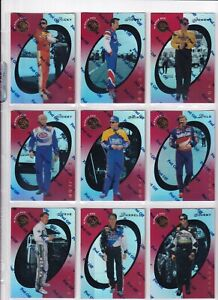 1997 Pinnacle Certified MIRROR RED PARALLEL #10 Ricky Rudd--ONE CARD!