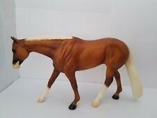 Peter Stone Dapple Palomino Western Pleasure Horse 1998 vintage