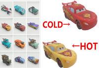 %100 original Mattel Disney Pixar Cars Changers Color Rare Plastic McQueen Cars
