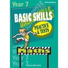 Basic Skills: Maths Year 7 NAPLAN Edition Specifically, it will help teachers!