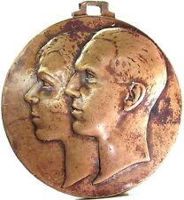 Regno d'Italia (UMBERTO II-M.Jose' di Savoia) Medaglia 1930