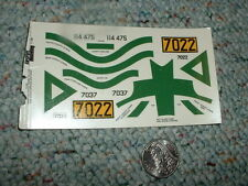 Scale Modeling  decals Harvard Texan Armee De L'air + South African Lot1  G17
