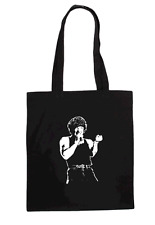 BRIAN JOHNSON (ACDC) TRIBUTE T SHIRT DESIGN TOTE BAG