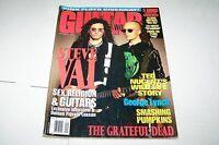 SEPT 1993 GUITAR WORLD vintage music magazine STEVE VAI