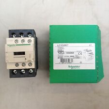 SCHNEIDER 3 POLE CONTACTOR 25 A 3P LC1D25E7  - NEW OLD STOCK