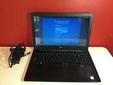 "Dell Inspiron 5570 Touch 15.6"" i5-8250U 12GB 500gb Hybrid Hard Drive Tested"