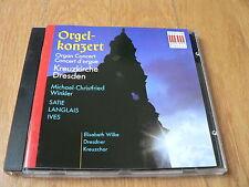 Michael-Christfried Winkler - Organ Concert - Satie - Langlais - Berlin Classics