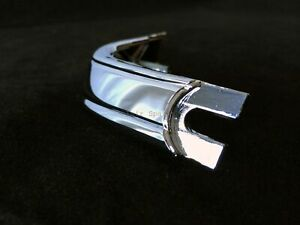 NOS VQ Holden Statesman Caprice Front RH Centre Bumper Bar Facia Chrome Molding