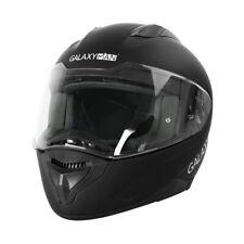 DOT Dual Visor Flip Up Full Face Modular Motorcycle Bike Motocross Safety Helmet