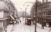 Broad Street Reading Tram unused RP old pc