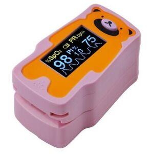 """Kinder Fingerpulsoximeter, Pulsoximeter, Pulsoxymeter Oximeter Puls """"Bärchen"""""""