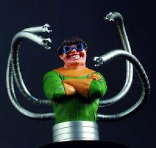 Classic DR. OCTOPUS mini bust/statue~Bowen Designs~Spider-Man's~Avengers~NIB