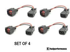 Plug & Play Injector Adapter ID INJECTOR USCAR EV6 to EV1 VAUXHALL/VW/SAAB (4)