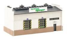 Faller N 232545 Spedition Speditionsgebäude Lagerhalle 95 x 57 x 47 mm NEU OVP++