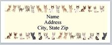 Personalized Address Labels Cute Cats Buy 3 get 1 free (P 484)