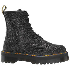 Dr.Martens Jadon Synthetic Platform Lace-Up Ankle Casual Womens Boots