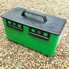 Tough Plastic Pre-Used Box Suitable For Tool Storage, Paint Box, Play Box, Small