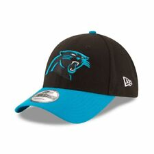 New Era Para Hombre Negro Camiseta Carolina Panthers Nº La Gorra League Negra BNWT