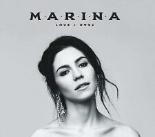 MARINA – LOVE + FEAR (NEW/SEALED) CD