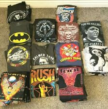 Big & tall cotton t-shirt XB, LT NWT Vintage Tee Marvel DC Superman Mandalorian