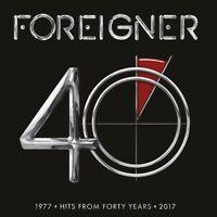 Foreigner - 40 [New CD] UK - Import