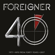 Foreigner - 40 [New CD] UK - Import