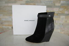 Isabel Marant Size 36 Ankle Boots Boots Boots Shoes Shoes Black NEW