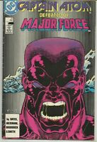 Captain Atom #15 : May 1988 : DC Comics..