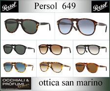 Persol 0649 10524e Occhiali da sole Uomo 52