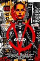 V For Vendetta by James Rheem Davis NYCC 2019  #33