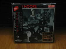 GARY MOORE STILL GOT THE BLUES RARE OOP JAPAN MINI-LP CD