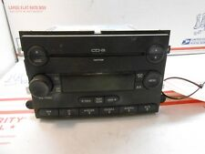 Ford am fm 6 disc radio 8EST18C815AL  RE0172