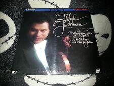 Beethoven Voilin Concerto in D Opus 61Laserdisc LD Itzhak Perlman Free Ship $30