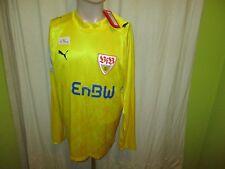 """VfB Stuttgart Puma Torwart Deutscher Meister Trikot 2006/07 """"EnBW"""" Gr.XL Neu"""